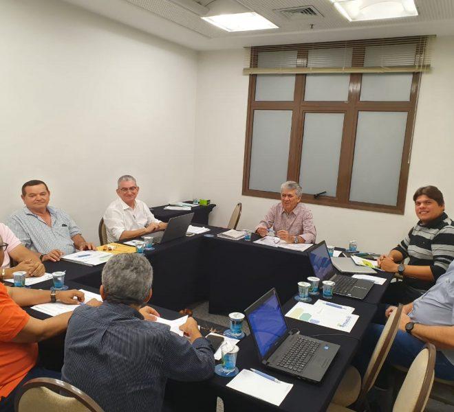 Reunião Diretoria FETRANSLOG