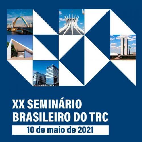 1 – 20ª EDIÇÃO DO SEMINÁRIO BRASILEIRO DO TRC
