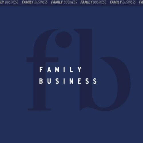 Workshop Family Business